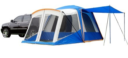 Sportz SUV 6 Tent with Screen Room