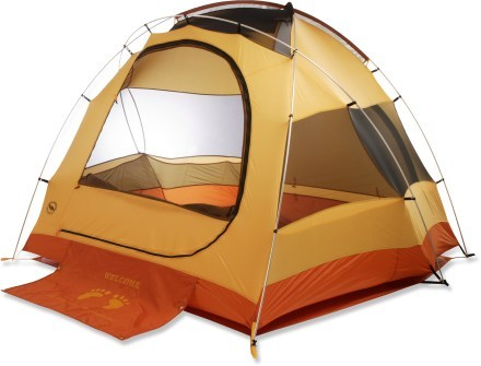 Big Agnes Big House 4 Tent Design type Freestanding tent Brand Big Agnes Sleeping capacity 4 Floor area 65 Number of doors 1 Seasons 3 Packaged ...  sc 1 st  Family C&ing Tents - Comparical & Alternatives to The North Face Docking Station 2-Person Dock